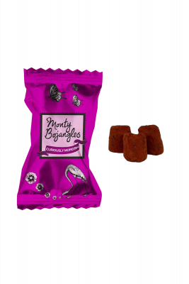 Monty Bojangles, Choccy Scoffy - Cocoa dusted truffles