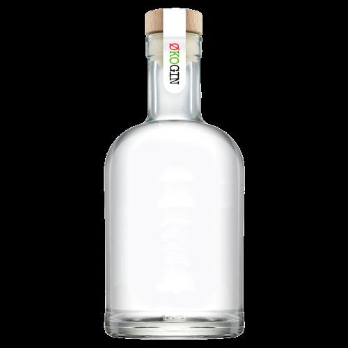 Økologisk gin 70CL