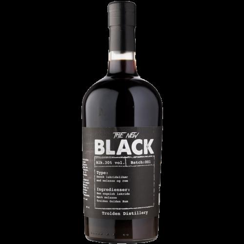 New Black lakridsshot - Trolden Bryghus
