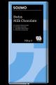 Mælkechokolade fra Schweiz, 100g