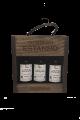 Quinta do Estanho 3-pak gaveæske