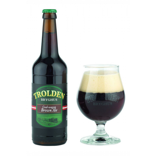Coal Wagon Brown Ale - Trolden Bryghus