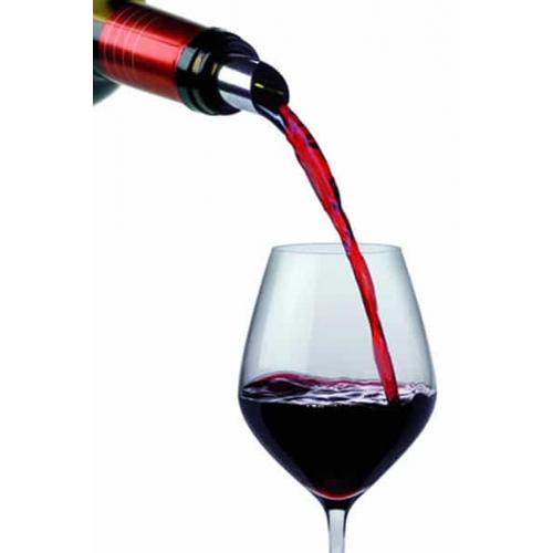 Drip-tip til vinflaske
