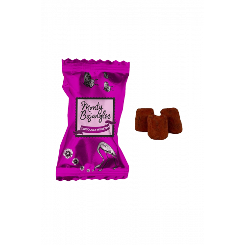 Monty Bojangles, Choccy Scoffy - Cocoa dusted truffles