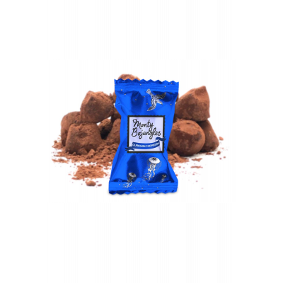 Monty Bojangles, Cookie Moon - Cocoa dusted truffles