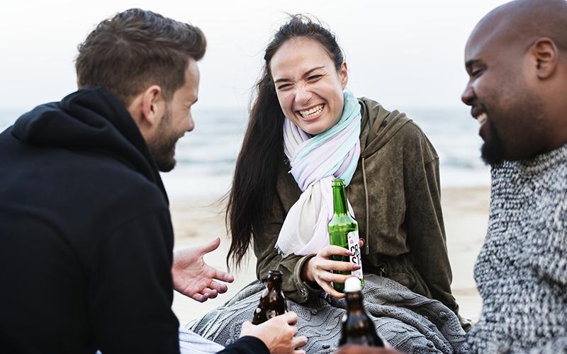Personlig vin, øl eller spiritus - den perfekte gave til manden der har alt