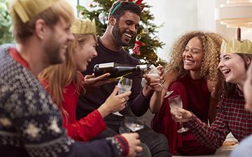 Vin og bobler til jul og nytår
